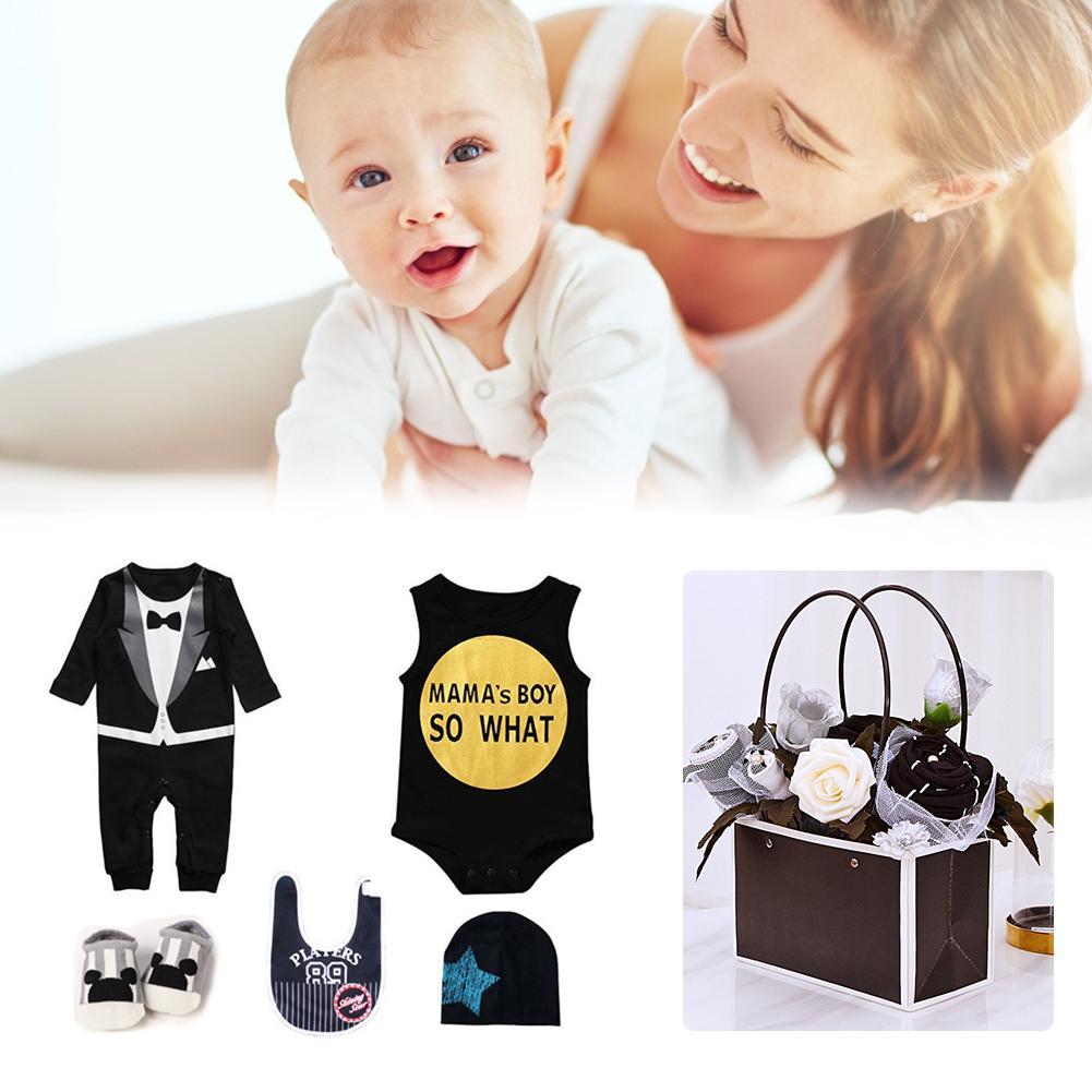 2019 весенне летняя одежда для малышей Одежда для новорожденных хлопковая одежда для новорожденных