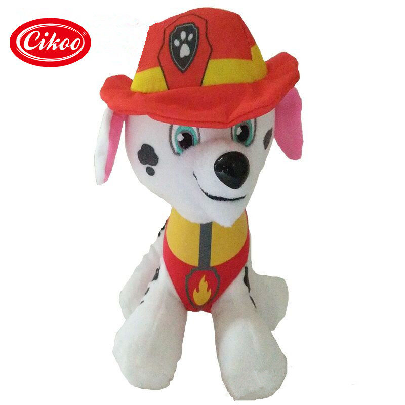 12cm Dalmatians Rocky Collie Labrador Pitbull Snow Dog