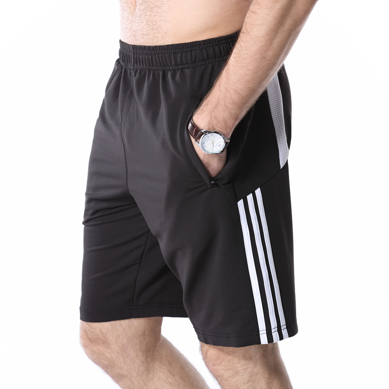 Exersice-Pants Fitness Shorts Swimming Plus-Size Gym Men Loose Jogging Outdoor Quick-Dry