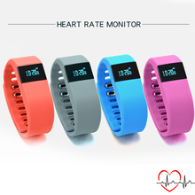 Smart Bracelet TW64 Heart Rate Bracelet Realtime Monitoring Of the Bluetooth Sports Health Monitoring TW64 Smart Band PK MI 1 2