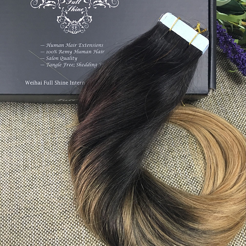 Real Human Hair Glue In Extensions Human Hair Extensions