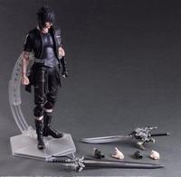 Final Fantasy Action Figure Play Arts Kai Noctis Lucis Caelum Figure Toy PLAY ARTS Final Fantasy