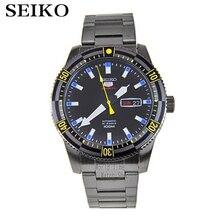 Часы seiko автоматические механические часы стали водонепроницаемый Дайвинг часы Orange вода призрак мужской форме SRP315K2 SRP737J1 SNZB33J2