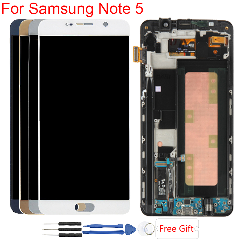 best top samsung note 5 lcd screen touch with digitizer