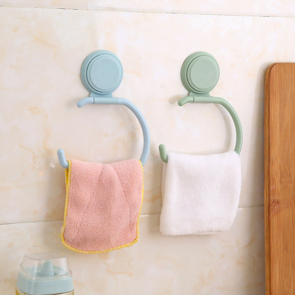 Bathroom Storage Holders Paper Towel Holder Kitchen Cabinet Storage Hanger Shelf Bathroom Towel Bar Kitchen Towel Polished L4