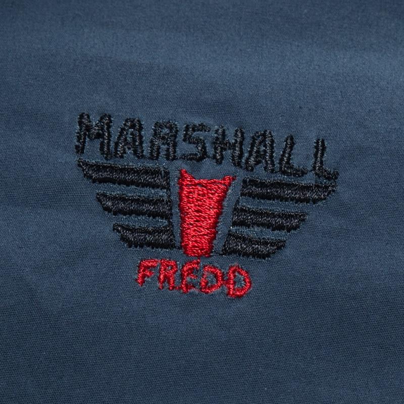 European Size Men's Lapel Shirt Casual Denim Style Shirt Washed Mens Long Sleeve Shirts 100% Cotton Casual Shirts Fm118 #3