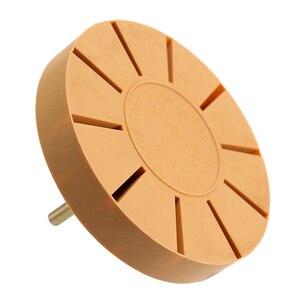 Image 5 - גומי אוניברסלי מחק גלגל רצועת גלגל פסים דו צדדי דבק דיסק ויניל מדבקות גרפי הסרת כלי תיקון כלי