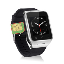 Новинка 2017 года 1.54 «Android Smart часы ZGPAX S8 3 г WCDMA наручные часы bluetooth SmartWatch сотовый телефон MTK6572 двухъядерный 2MP GPS WI-FI
