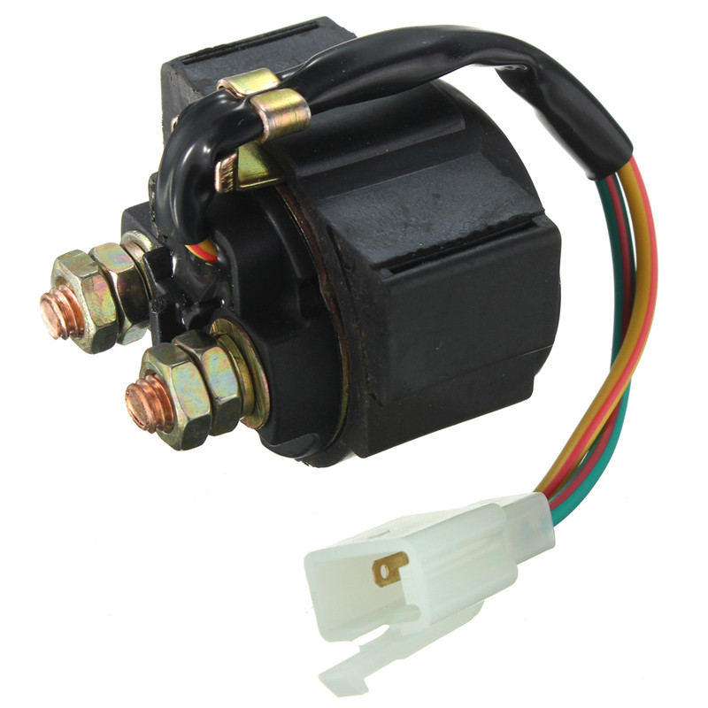 Motorcycle Starter Relay Solenoid For Hyosung GT650R GT250R GV650 GV250 GT250 GT650 5 color for hyosung gt250r 2006 2010 hyosung gt650r 2006 2009 folding extendable brake clutch levers