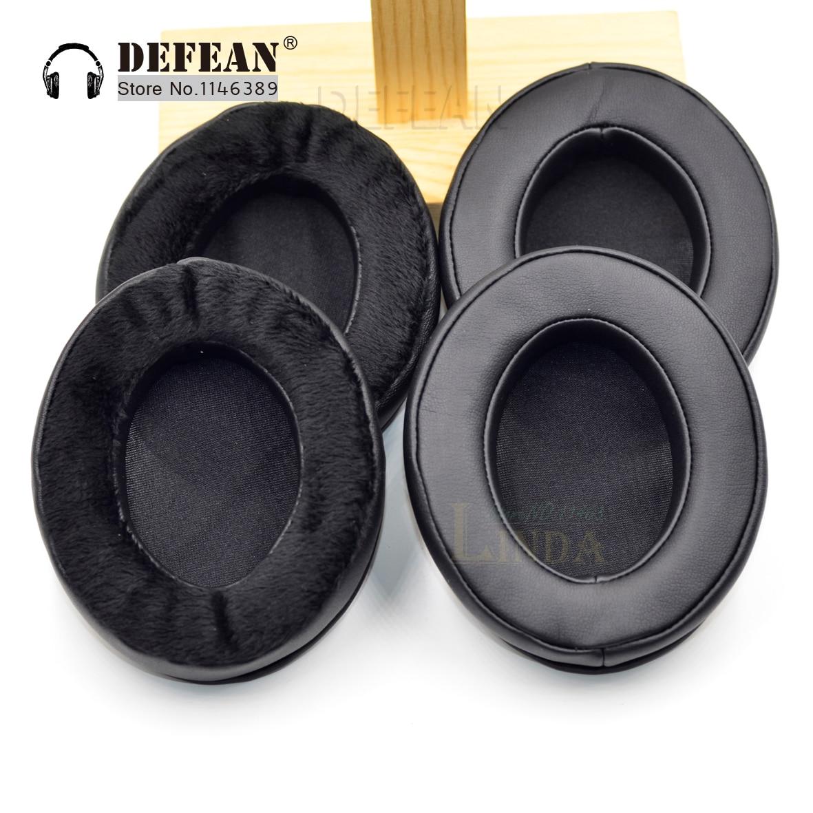 Repacement 105x85mm Soft Ear Pad Foam Sponge Cushion For TAKSTAR PRO 82 80 HI 2050 Professional Headset Headphones