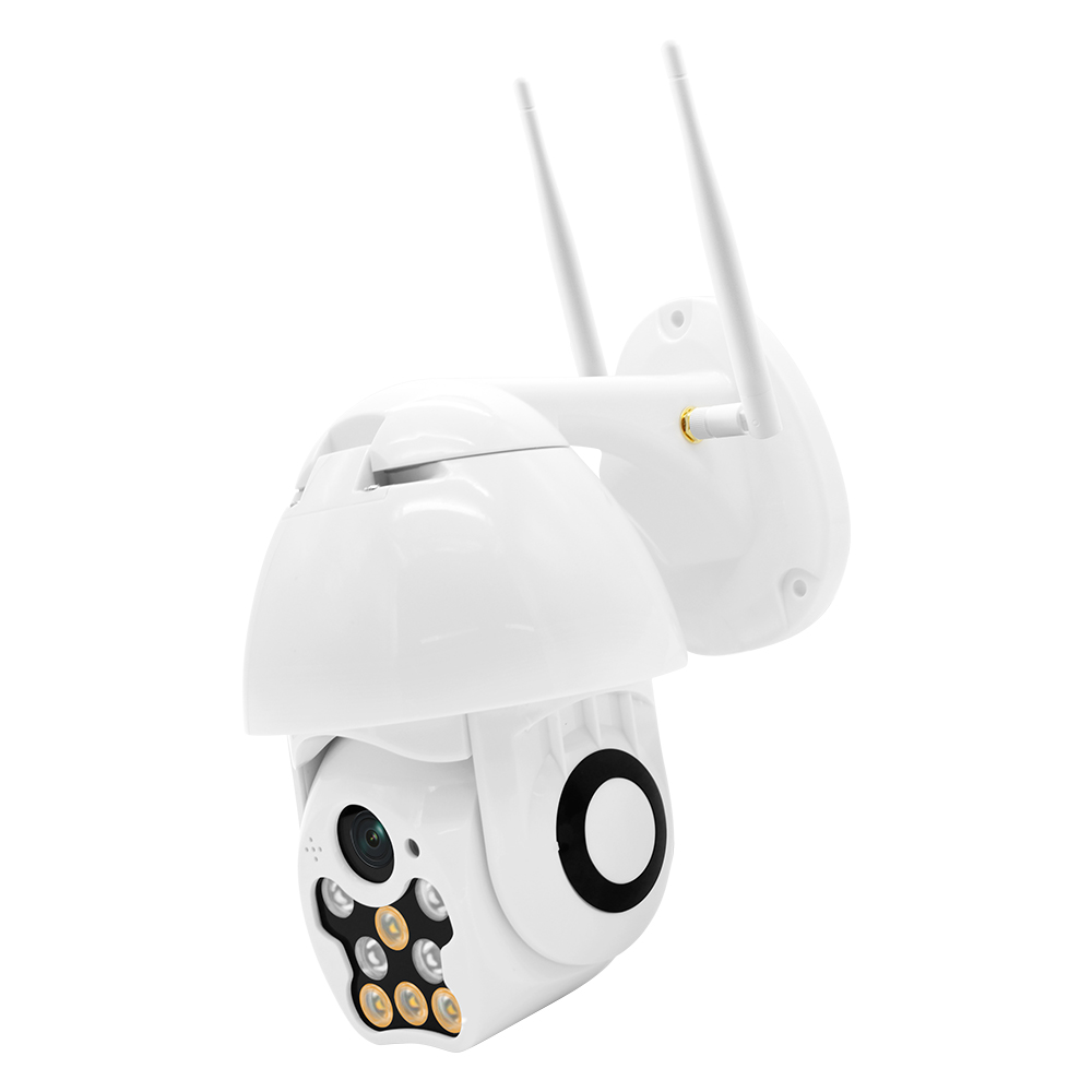 1080P PTZ IP Camera Wifi Outdoor Speed Dome Wireless Wifi Security Camera Pan Tilt 4X Digital Zoom Network CCTV Surveillance
