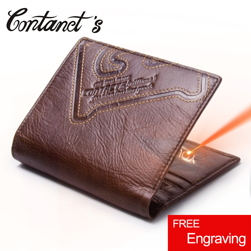 Men Wallets Genuine Leather Casual Male Slim Organizer Money Bag Short Bifold Wallet Credit Card Case Coin Holder Clutch Purse joyir vintage men genuine leather wallet short small wallet male slim purse mini wallet coin purse money credit card holder 523