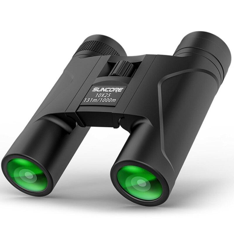 10x25 alta limpar criancas portatil telescopio binoculos 04