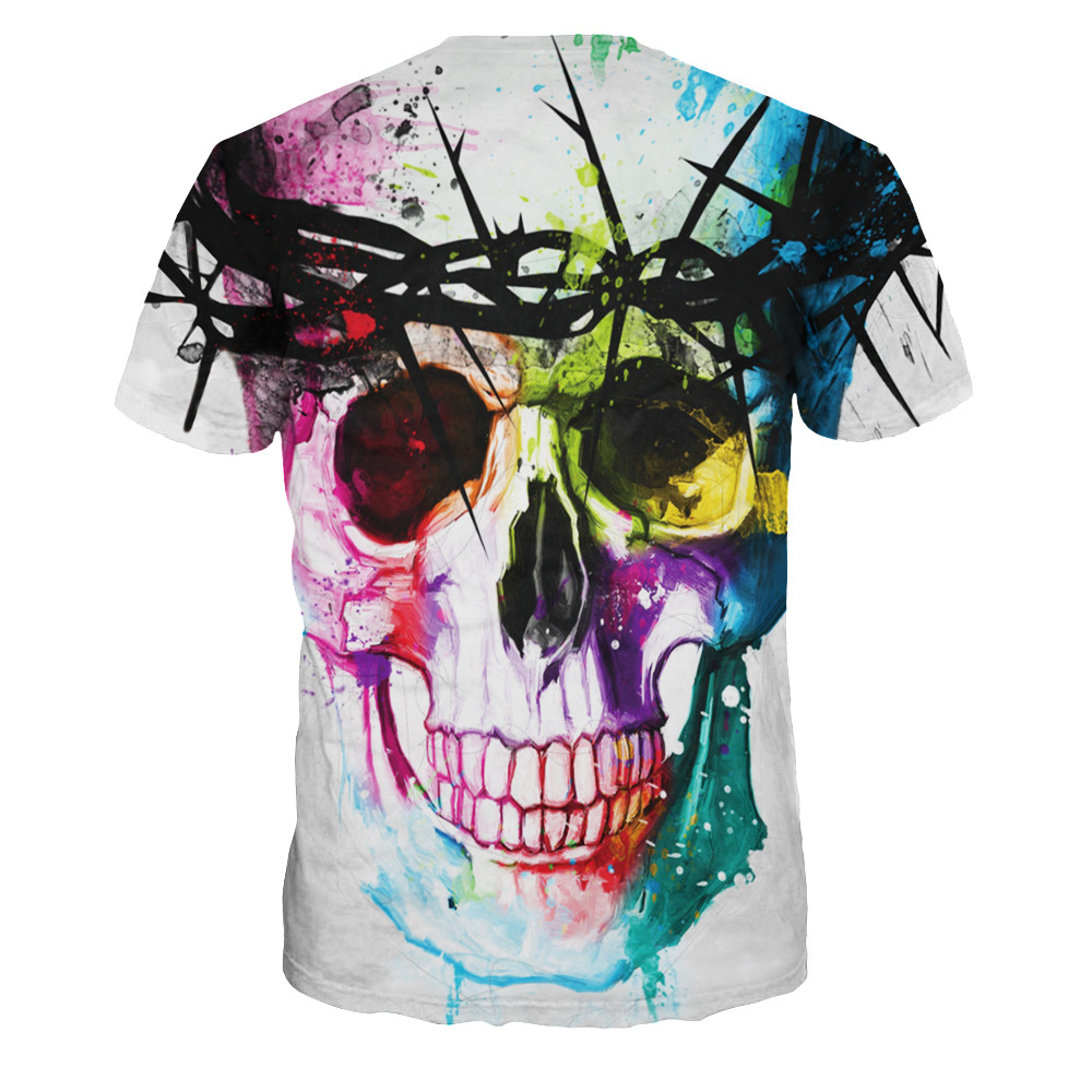 020e5b46f9d Custom Skull T Shirts - BCD Tofu House