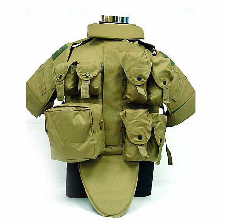 цена на Multifunctional tactical vest bulletproof vest Combat camouflage vest tactical vest