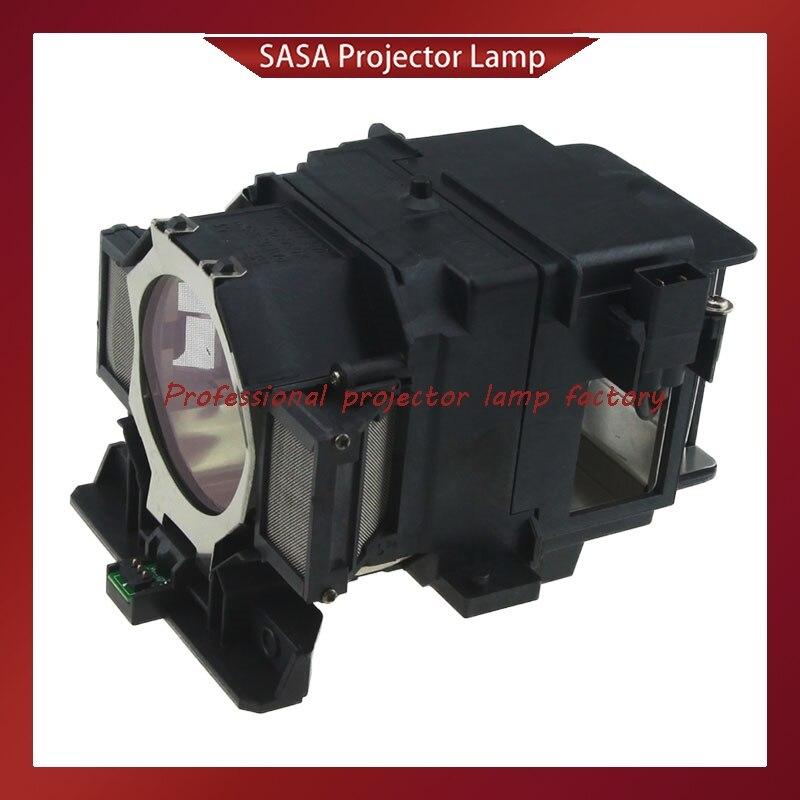 Wysokiej jakości ELPL51/V13H010L51 kompatybilny z obudową lampy do projektora EPSON PowerLite Pro Z8000WUNL/Z8050WNL EB Z8000WU/Z8050W w Żarówki projektora od Elektronika użytkowa na  Grupa 1