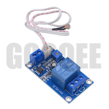 XH-M131 DC 5V 12V 10A Light Control Switch Photoresistor Relay Module Detection Sensor brightness Automatic Control Module cheap CN(Origin) Time Relay Low Power Sealed General Purpose