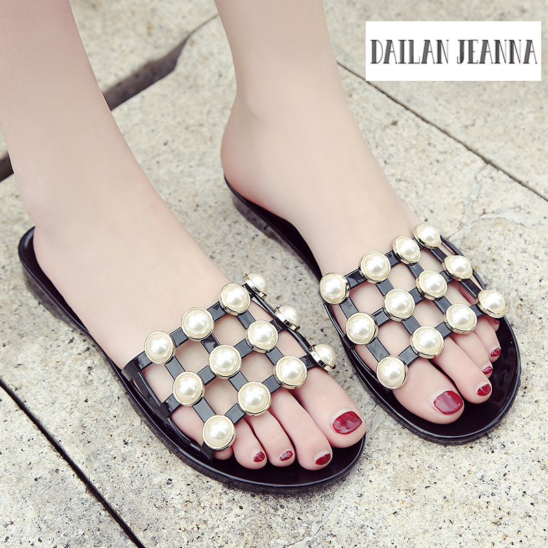 2017 New Summer Women Slippers Open Toe New Shoes Woman Flip Flops Fashionable popular European and American Style сланцы popular summer flip flops