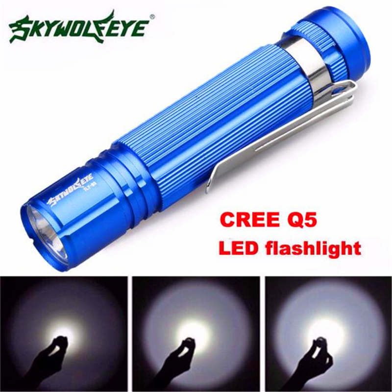 Led Lighting Cooperative Super Bright Torch Flashlight T6 1200lm Mini Flashlight Torch Light 14500/aa Lamp Led Powerful Flashlight Waterproof #4a31 Led Flashlights