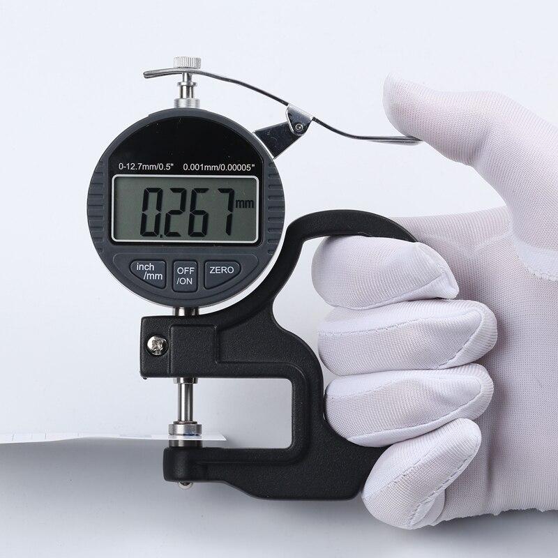 0,001 mm elektrooniline paksusmõõtur 10mm digitaalne mikromeeter - Mõõtevahendid - Foto 5