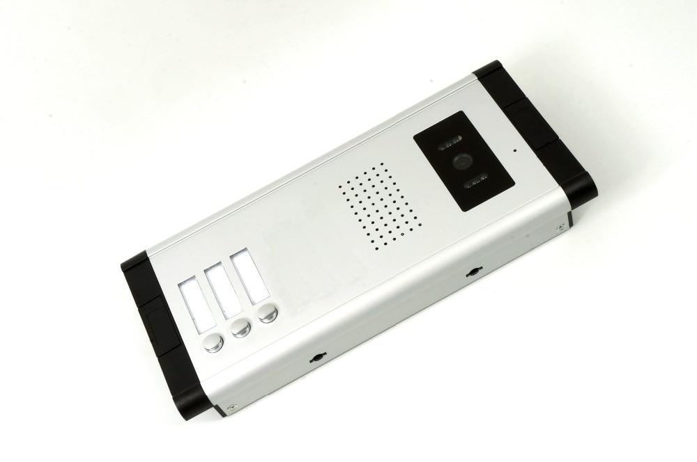 цена 3 Kyes 700TVL Metal Case Door Camera For Wired Video Door Phone