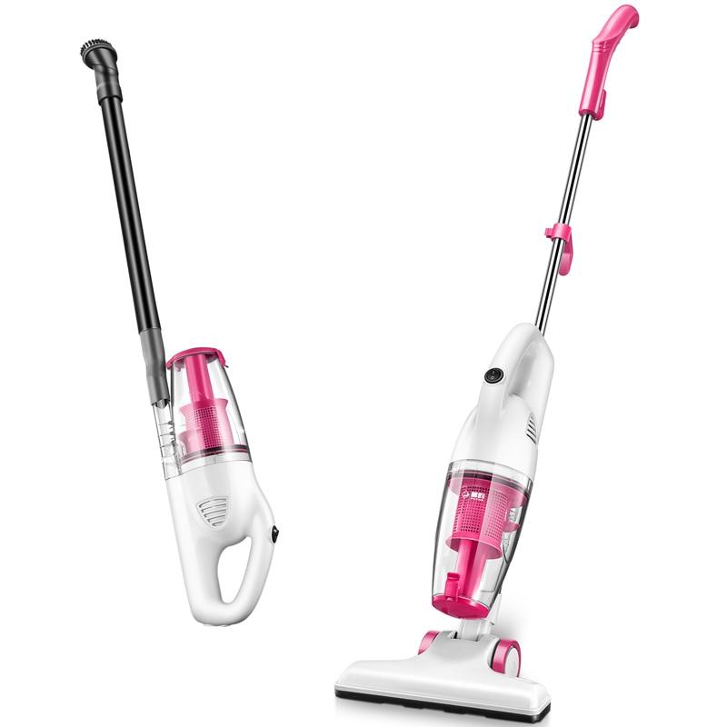 2 In 1 Portable Handheld Electric Vacuum Cleaner Mute House Car Vehicle Mini Vacuum Cleaner