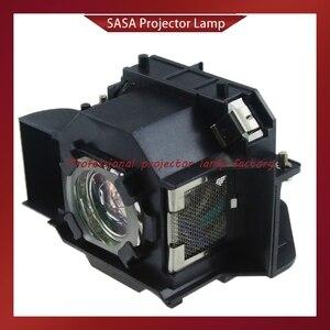 Image 3 - החלפת מנורת מקרן עם דיור ELPL34/V13H010L34 עבור EPSON EMP 62/EMP 62C/EMP 63/EMP 76C/EMP 82/ EMP X3/PowerLite 62C