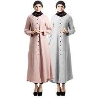 Musulman longue chemise robe abaya grande taille femmes Turquie Moyen-Orient islamique musulman robe malaisie