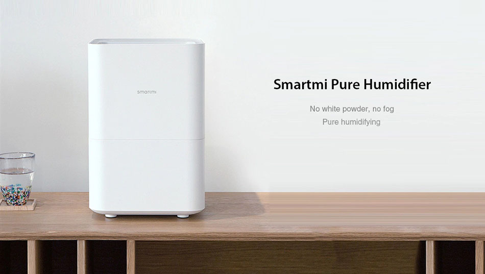 01_Smartmi Humidifier details introduction