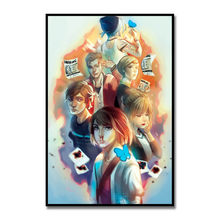 Life is strange Hot Game Art Silk Canvas Poster 13x24 32x57 inch