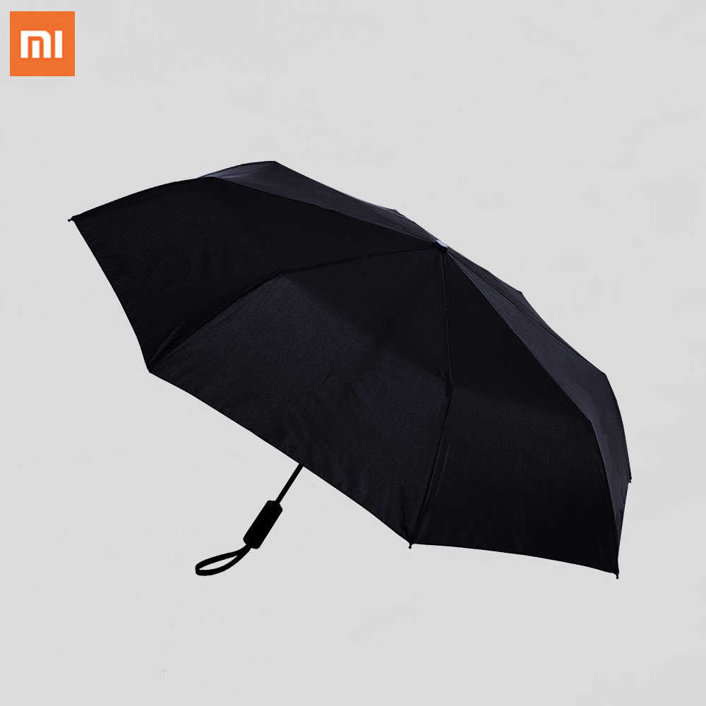 Xiaomi Mi Mijia WD1 Automatic Rainy umbrella Sunny Rainy Summer Aluminum Windproof Waterproof UV Parasol Sunshade Man Woman