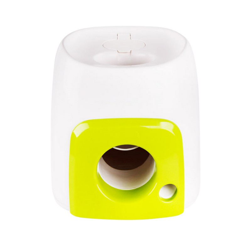 Interactive Tennis Ball Launcher and Treat Dispenser 4