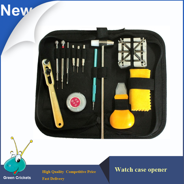 10pcs/lot Watch repair tool set kit, Watch repair Tools kit for watch hobbyist and watch repairer