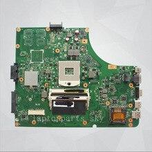 Для asus k53e k53sd x53e a53e материнская плата 60-n3cmb1300-d07 hm65 ddr3 материнской платы ноутбука испытания идеально и бесплатная доставка