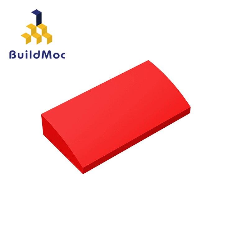 BuildMOC Compatible Assembles Particles 88930 2x4 For Building Blocks Parts DIY LOGO Educational Creative Gift Toys