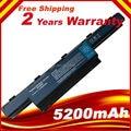 Bateria do portátil para acer aspire v3 5741 5742 5750 5551g 5560g 5741g 5742g 5750g as10d31 as10d51 as10d61 as10d71 as10d75 as10d81