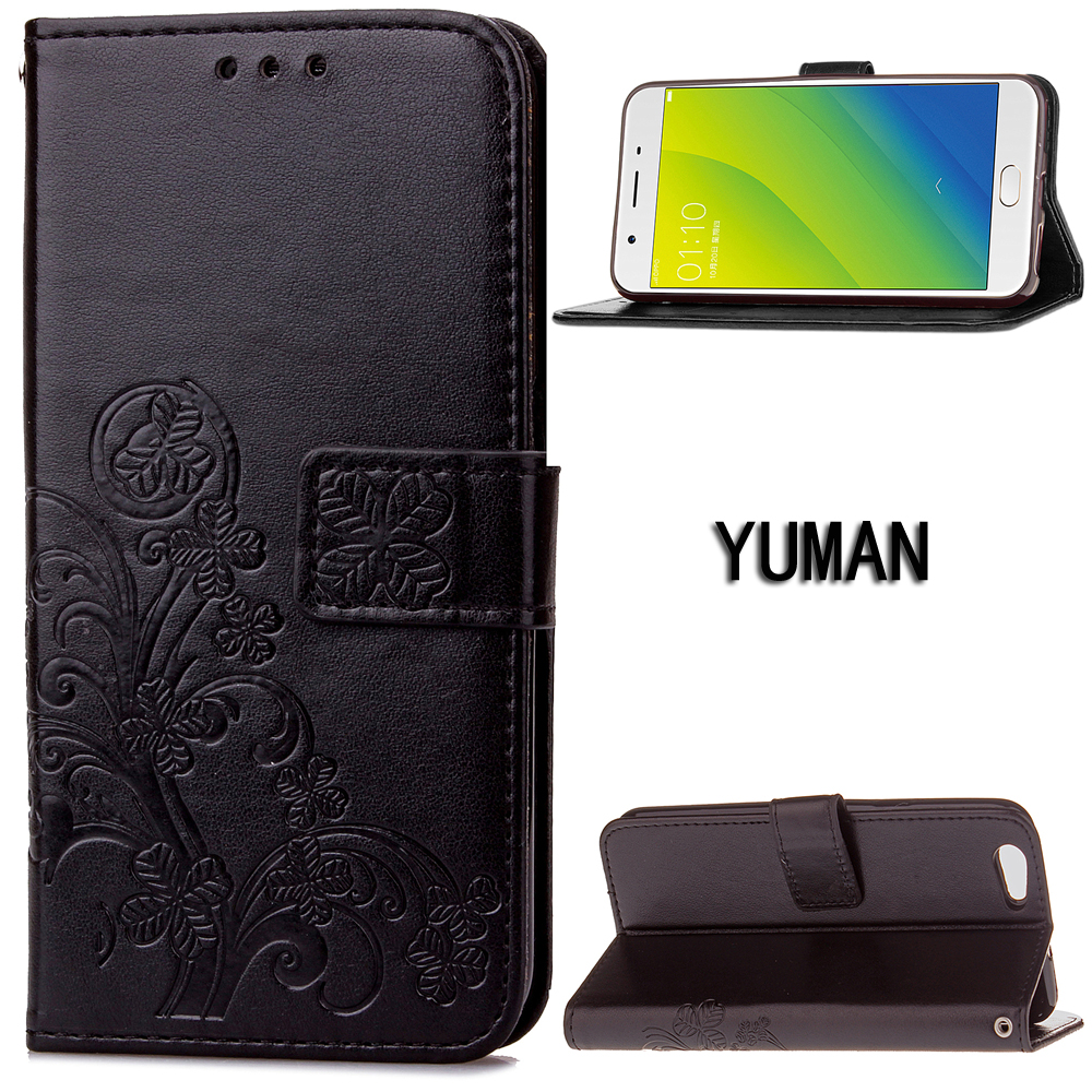 For Oppo F1s Case 5 5 Inch Luxury Wallet Pu Leather Flip