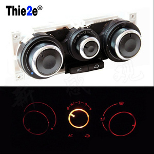 Image 2 - FIT FOR VW PASSAT B5 BORA GOLF 4 MK4 SWITCH KNOB HEATER CLIMATE CONTROL BUTTONS DIALS A/C COVER ACCESSORIES