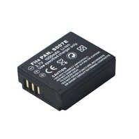 3.7 v 1000 mAh CGA-S007 CGA CGR S007E S007 S007A BCD10 baterii dla Panasonic DMC TZ1 TZ2 TZ3 TZ4 TZ5 TZ50 TZ15 baterie bateria
