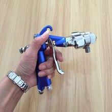 Sat1201 модель аэрографа краска для авто пистолет с двойной