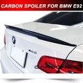 УГЛЕРОДА ЗАГРУЗКИ БАГАЖНИКА СПОЙЛЕР ДЛЯ BMW E92 3 СЕРИИ 2 ДВЕРИ СПОЙЛЕР WING 2009-2012