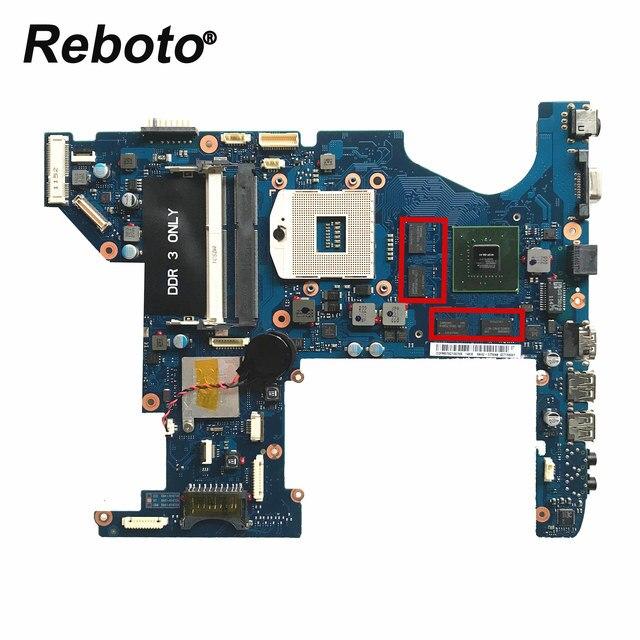 Original para samsung rf711 portátil placa-mãe BA92-07584A BA92-07584B gt540m 2gb hm65 100% testado navio rápido