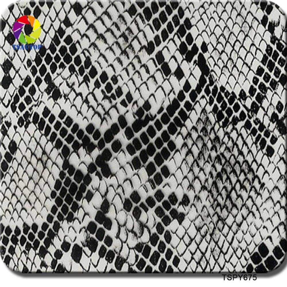 Free Shipping TSAUTOP Size 0.5m X 2m/10m Water Transfer Printing Kit Aquaprint Film WDF675