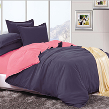 LILIYA Hot Bedding Set New Bedding Sets High Quality Many Colors Brief Bed Sheet Bed Linens Deisiner Duvet Cover#S-