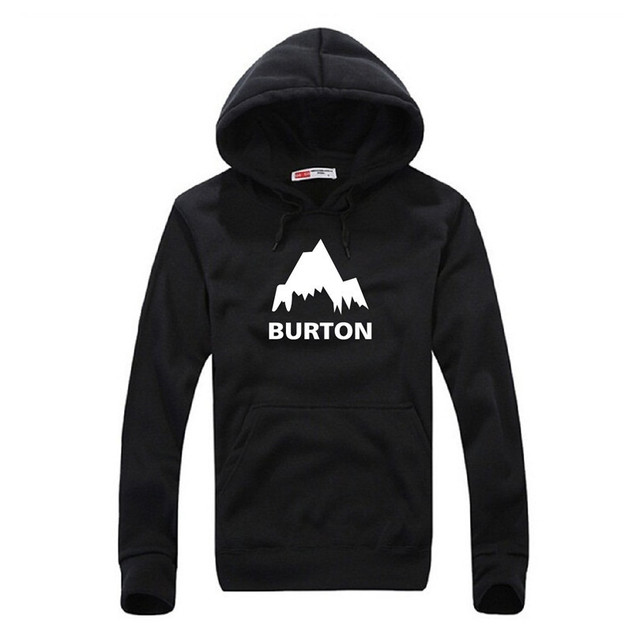2016 Men Hoodies Casual Coats Outwear Man Pullover Guy Sweatshirt Hoody Long Sleeve chandal hombre Burton felpe Hoodie mens