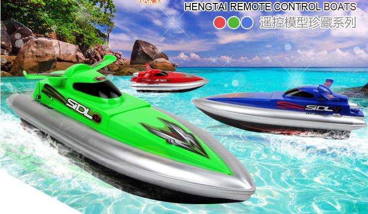 Fun Electric toys for children HT-3829F 1:4CH remote control Boat Speedboat toys presnet new replacement for sony rm aau013 av receiver remote control for ht ddw685 ht ddw790 e15 strdg500 strdh100 strdh500