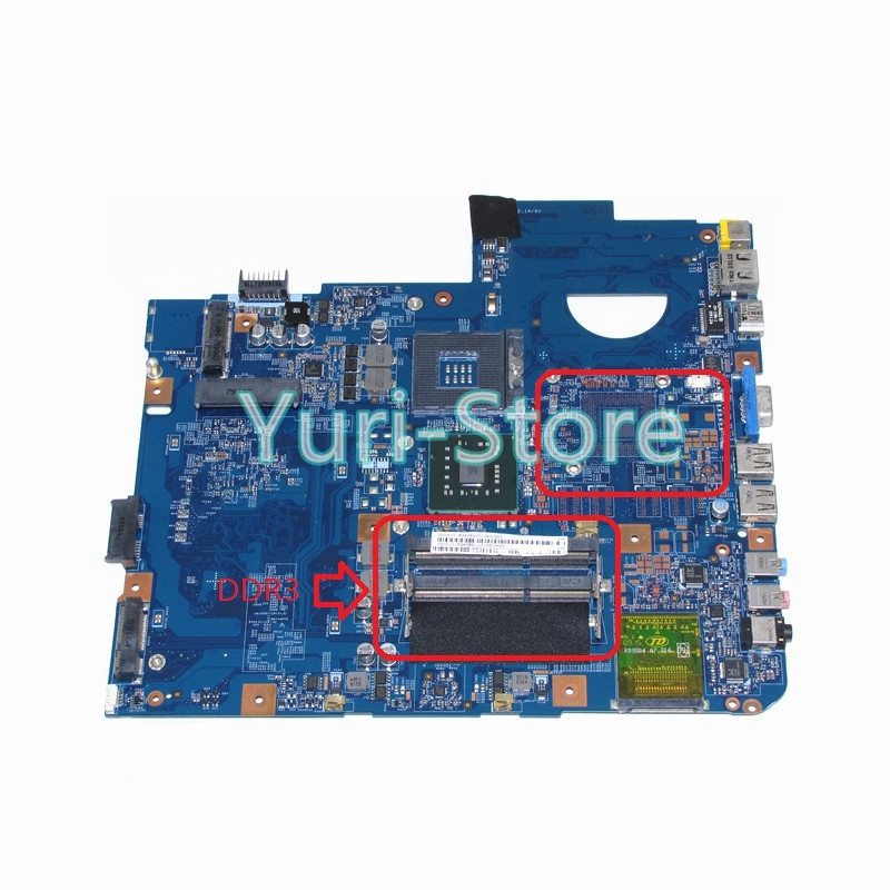 NOKOTION MBP5601009 MB.P5601.009 For Acer aspire 5738 Laptop Motherboard JV50-MV M92 MB 48.4CG07.011 GM45 DDR2 Free cpu laptop motherboard for acer aspire 4743 4743g hm55 geforce gt540m mb rfh01 002 mbrfh01002 je43 cp mb 48 4ni01 02m mainboard