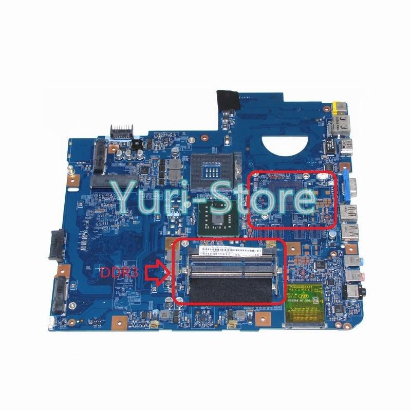 NOKOTION MBP5601009 MB.P5601.009 For Acer aspire 5738 Laptop Motherboard JV50-MV M92 MB 48.4CG07.011 GM45 DDR2 Free cpu nokotion la 5481p laptop motherboard for acer aspire 5516 5517 5532 mbpgy02001 mb pgy02 001 ddr2 free cpu mainboard