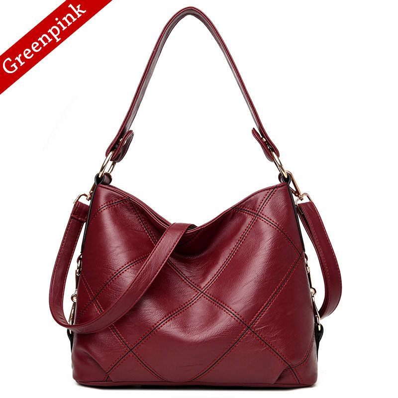 Shoulder Bag Female Women Leather Handbag Luxury Designer Handbags Women Brands Purses And Handbags Sac A Main Femme Pochette fashion handbags pochette women bag patent leather bag luxury handbag women bag designer shoulder bag sac a main femme de marque