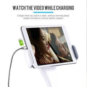 Image 4 - 360 Derece Rotasyon Tablet Standı Ayarlanabilir 7 15 inç Tablet Tutucu Için Ipad/Xiaomi/Huawei/Samsung evrensel Montaj Tutucu Braketi